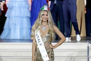 Claudia Motta è la nuova Miss Mondo Italia 2021