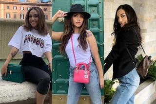 GF Vip 2021: le principesse Jessica, Clarissa e Lulù amano le borse griffate