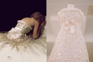 Spencer, perché l'abito bianco di Kristen Stewart non si ispira al look da sposa di Lady Diana