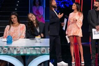 Tu sì que vales, seconda puntata: Belén in minigonna e tacchi, Giulia è trendy con la giacca over