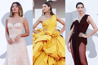 Venezia 2021, alla cerimonia di apertura trionfa l'eleganza: tutti i look delle star sul red carpet
