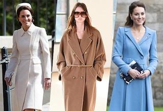 Coat dress, il cappotto quest'anno si indossa come un vestito (proprio come Kate Middleton)