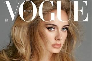 Il ritorno di Adele: conquista la doppia copertina di Vogue e posa come una diva in corsetto