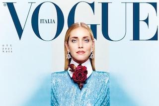 """Chiara Ferragni conquista la copertina di Vogue Italia: """"È un sogno che si avvera dopo 12 anni"""""""