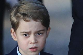 Perché George è sempre imbronciato: papà William rivela cos'è che rende il principino annoiato