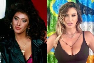 Sabrina Salerno le foto prima e dopo, com'è cambiata dagli anni '80 ad oggi