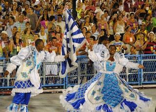 Brasile in festa per il Carnevale di Rio