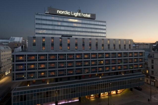 Nordic Light Hotel.