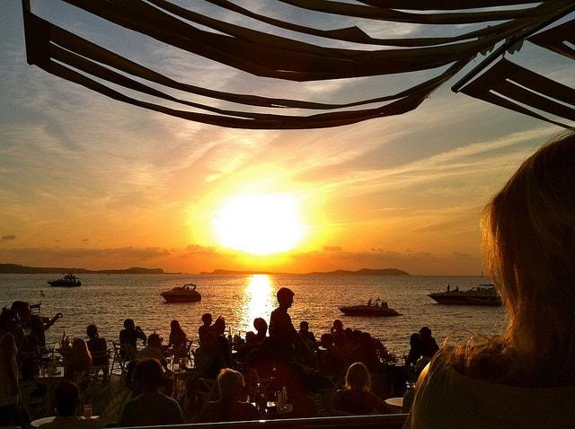 Cafè del mar, Ibiza