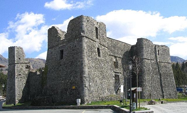 Il castello medievale di Santo Stefano d'Aveto