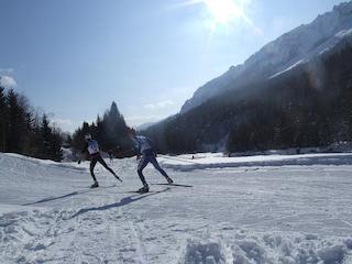 Pian delle Macinare, sci di fondo ed escursioni nel Parco del Monte Cucco