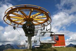 Sciare a Monesi di Triora, la piccola Svizzera Ligure