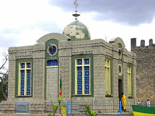 Cappella delle Tavole che custodisce l'Arca dell'Alleanza