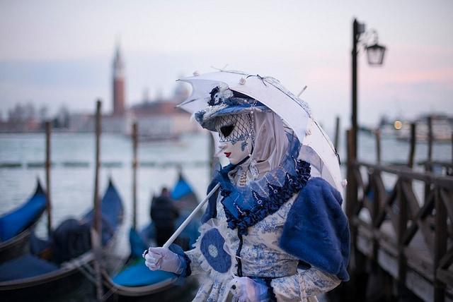 Costumi del carnevale di Venezia