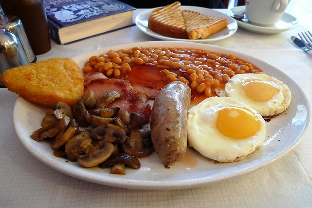english breakfast londinese