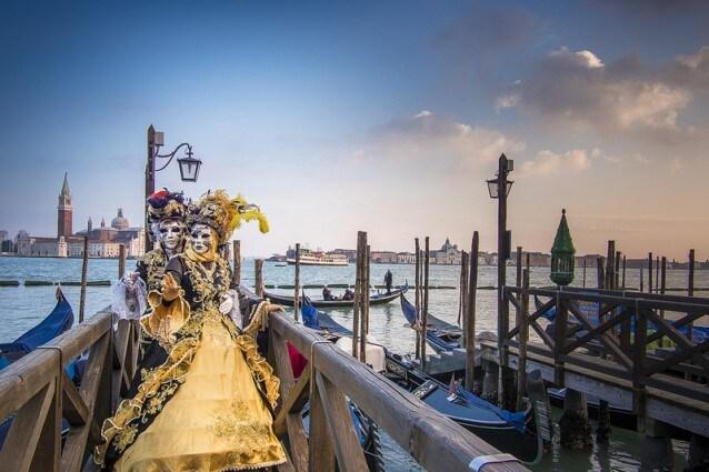 come partecipare al Carnevale di Venezia