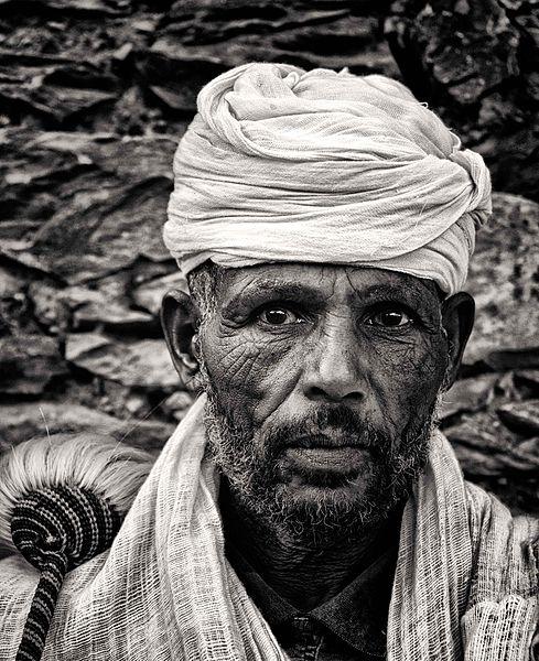 Prete ortodosso etiope