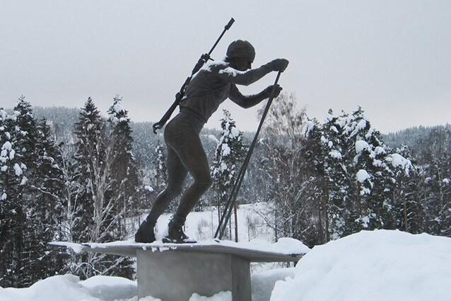 Ole Bjørndalen.