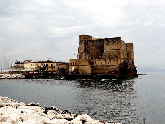 Castel dell'Ovo, il castello più antico della città