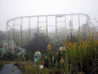 Il luna park fantasma del Giappone (FOTO)