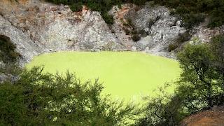 Devil's Bath, colori cosmici da ammirare con il naso tappato