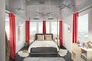 Dormire in funivia a 0 euro a notte (FOTO)