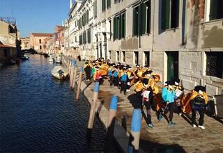 Carnevale di Venezia 2015: comincia la festa con la NordicWalking