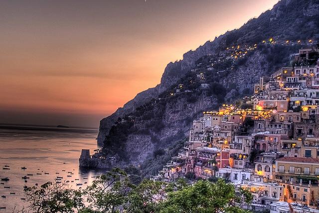 Positano, Costiera amalfitana, Salerno.