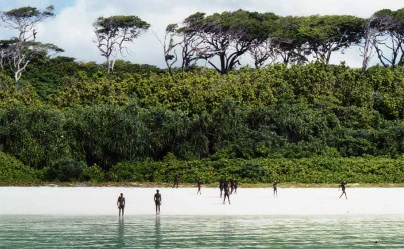 Isola di North Sentinel