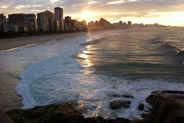 Il periodo migliore per andare in Brasile? Durante la loro estate.