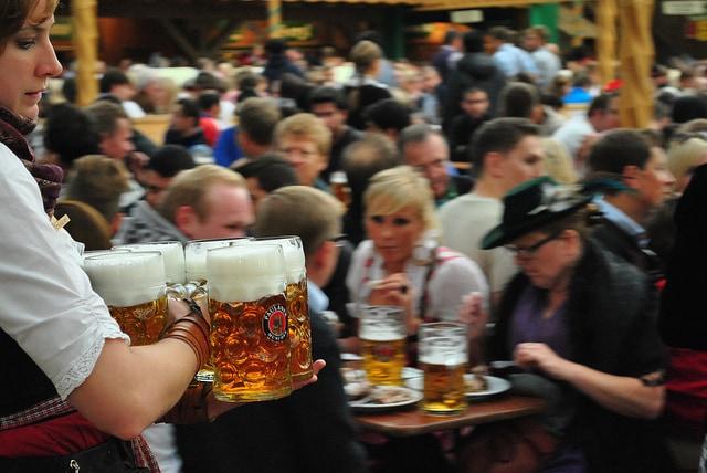 Birra a Monaco