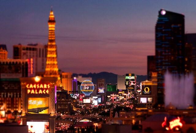 Las Vegas, città del peccato