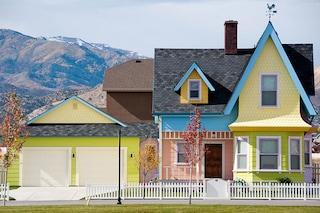 Simpson, Flintstone e Up, le case dei cartoon esistono davvero [FOTO]