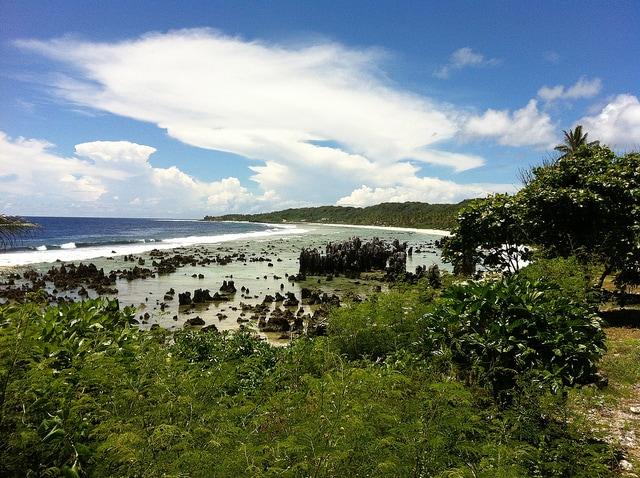 Nauru, Anabare Bay
