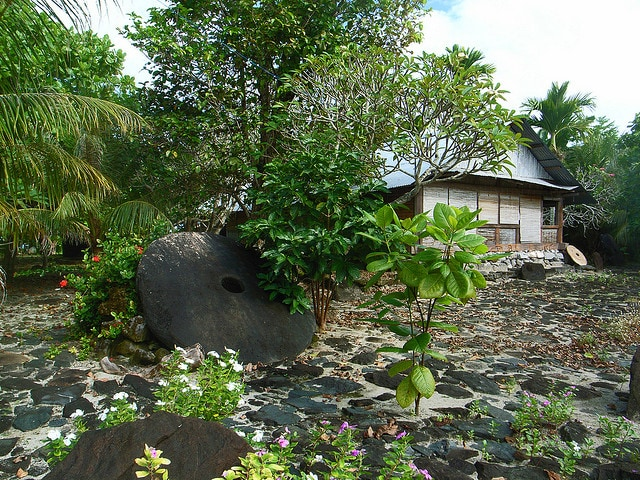 Rai, moneta di Yap