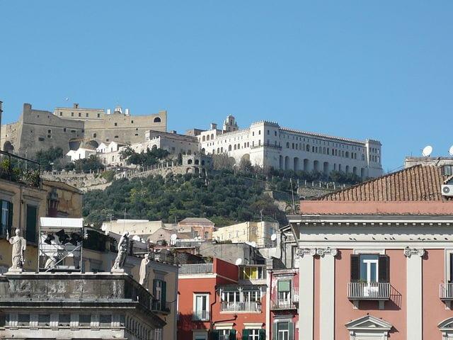 Napoli, Certosa di San Martino e Castel Sant'Elmo