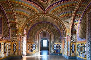 Visitare il Castello di Sammezzano: suggestioni arabe nel cuore dell'Italia