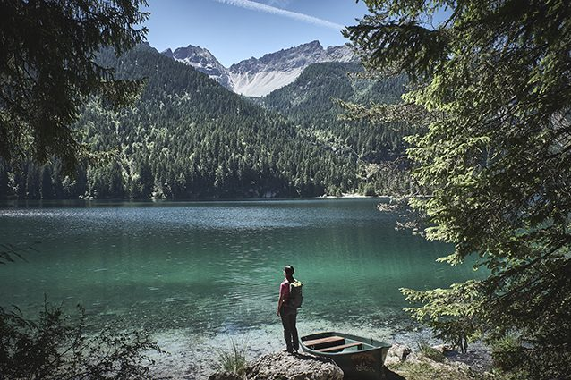 Lago Tovel (© Trentino – A. Debiasi).
