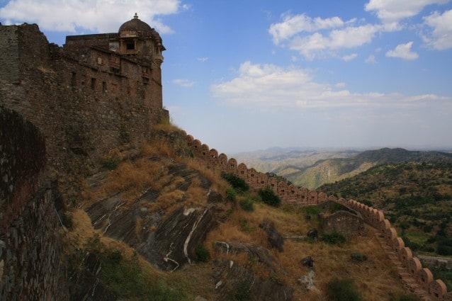 Kumbahlgarh, la grande muraglia indiana