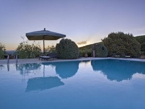 La piscina del Montali Country House.