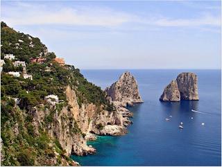 Le isole più belle per TripAdvisor. Capri nella nella top-ten Europea