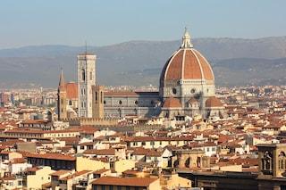 Imbratta il Duomo di Firenze: denunciata turista giapponese