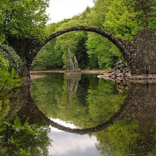In Germania il Diavolo ha costruito un ponte divino