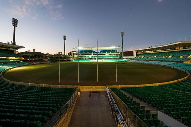 Sydney Cricket Ground(@Airbnb.com)