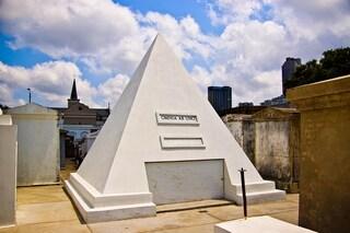 La strana tomba di Nicolas Cage