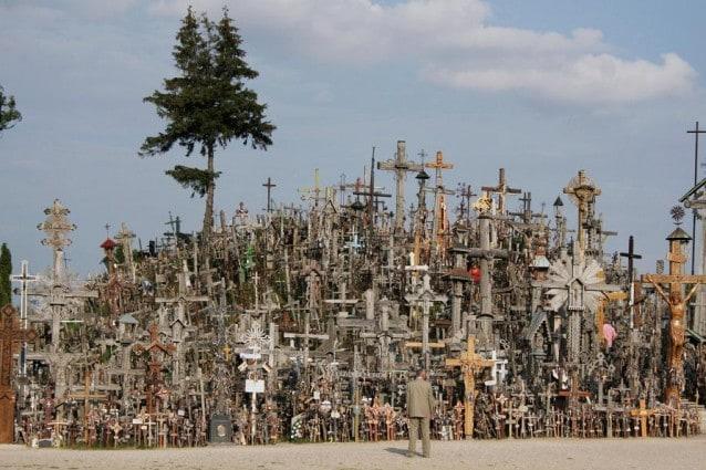 Collina delle croci di Siaulai, Lituania
