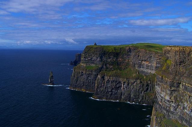 Cliffs of Moher, Irlanda.
