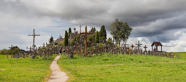 Collina delle croci in Lituania