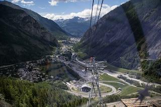Skyway, la nuova funivia del Monte Bianco: in 19 minuti verso il tetto dell'Europa