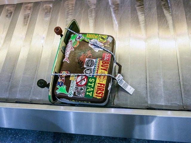Strano bagaglio
